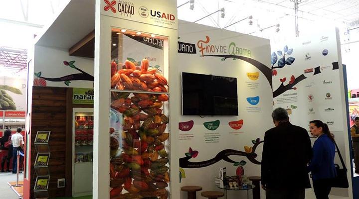 F brica de ideas stand cacao 2 - Fabrica de stands ...