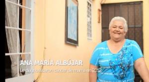 Ana María Albújar