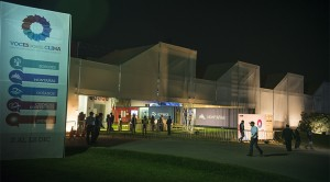 Pabellón de Montañas. COP20Jockey Club, Distrito Santiago de Surco, Lima,